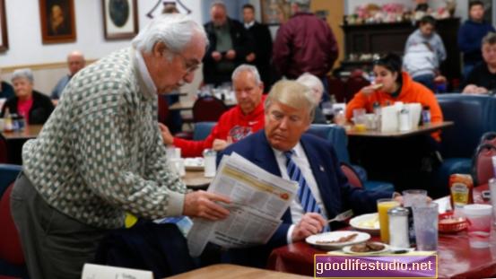 Kualiti Latihan / Diet Mungkin Kuantiti Trump