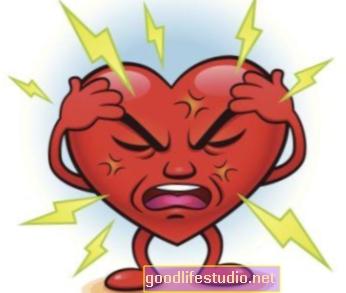 قد يؤثر إجهاد العلاقة على صحة القلب لدى الرجال