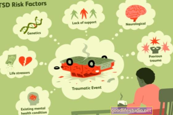 Risiko untuk PTSD Bervariasi mengikut Jantina, Umur