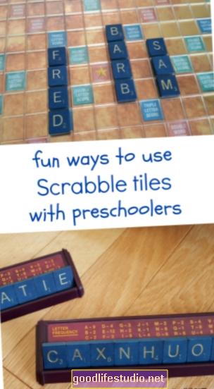 Scrabble Hones Szófelismerési készségek
