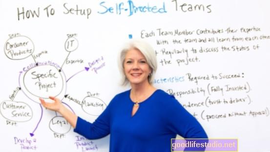 Обучението за самоуправление и подкрепа от връстници помагат за хронична депресия