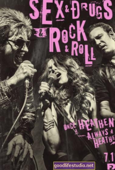 A szex, a drogok, a Rock 'n' Roll All Turn On Brain's Reward Pathways