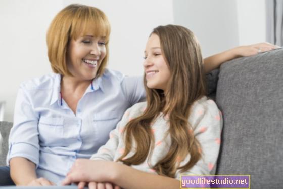 I papà dovrebbero chiedere un feedback agli adolescenti?