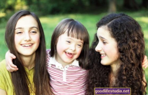 Les frères et sœurs d'enfants ayant une déficience intellectuelle obtiennent un score élevé d'empathie