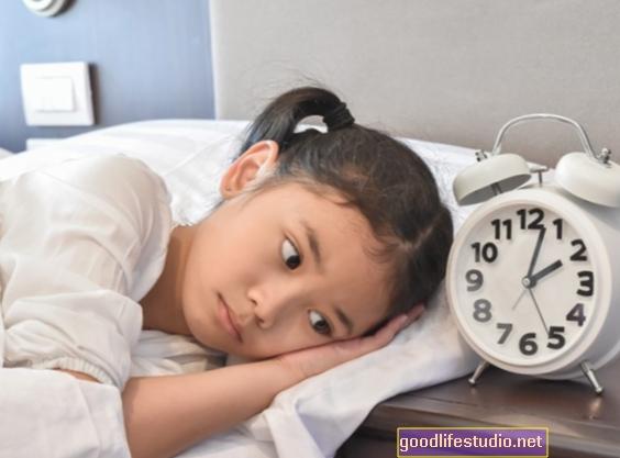 Los déficits de sueño pueden afectar la salud mental de los niños