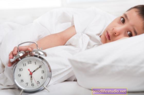 Masalah Tidur di Remaja Berkaitan dengan Penyalahgunaan Orang Dewasa