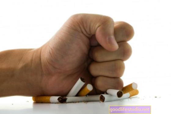 Fumar ayuda a los fumadores a recuperar el autocontrol