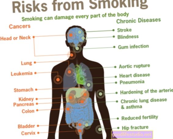 Il fumo può essere un rischio per l'Alzheimer