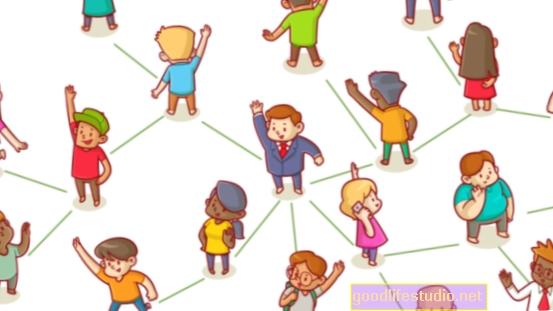 ソーシャルコネクションはうつ病の軽減に役立つ