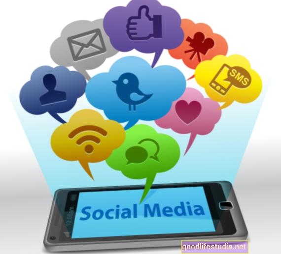 Соціальні медіа можуть допомогти психічному та фізичному здоров'ю людей похилого віку