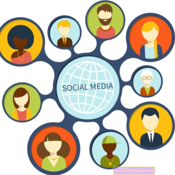 Las redes sociales pueden conectar a las personas con enfermedades mentales graves