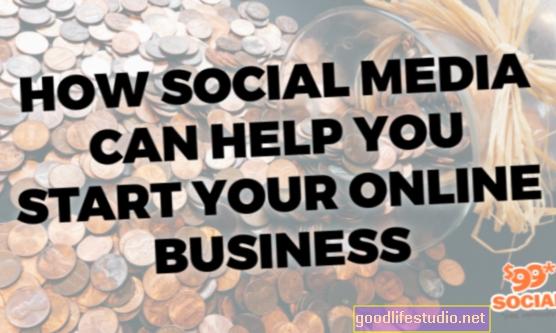 Sociální média mohou pomoci zahájit proces hojení