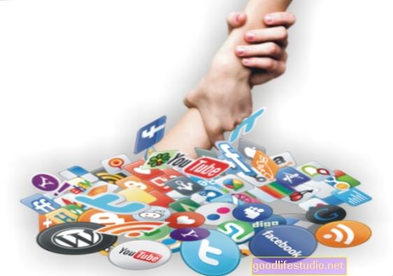 Sociální média poskytují podporu lékařské péči
