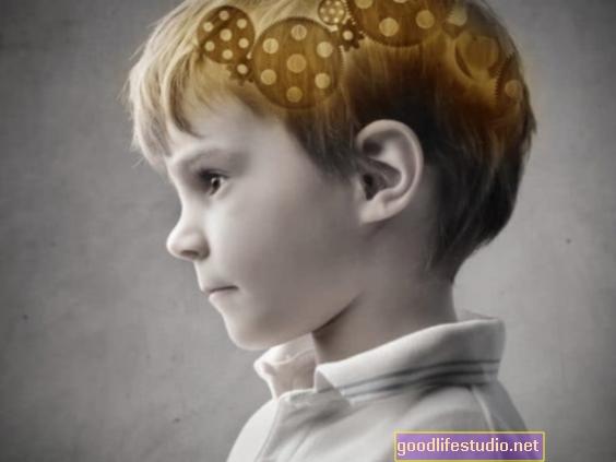 Algunas áreas cerebrales más pequeñas de lo normal relacionadas con el TDAH
