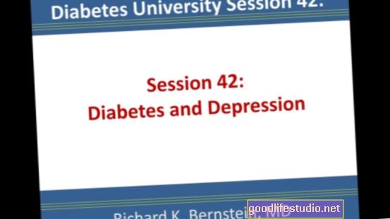 Сортиране на депресията при пациенти с диабет