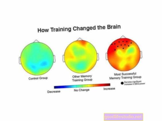 El enfoque específico de entrenamiento cerebral puede ayudar a la memoria y la atención