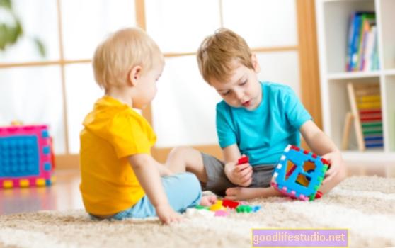 Permainan Tertentu Meningkatkan Penentuan Tata Ruang Anak
