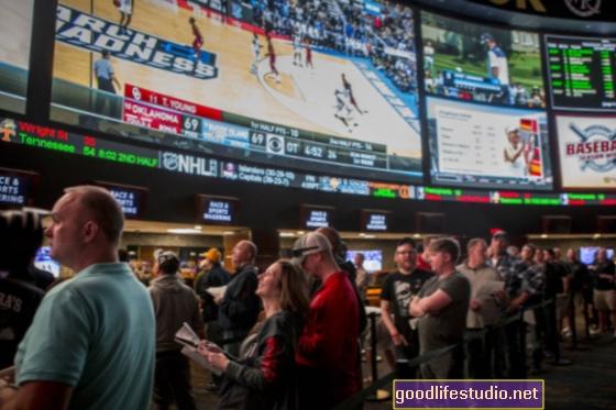 スポーツと天候はギャンブル行動に影響を与える