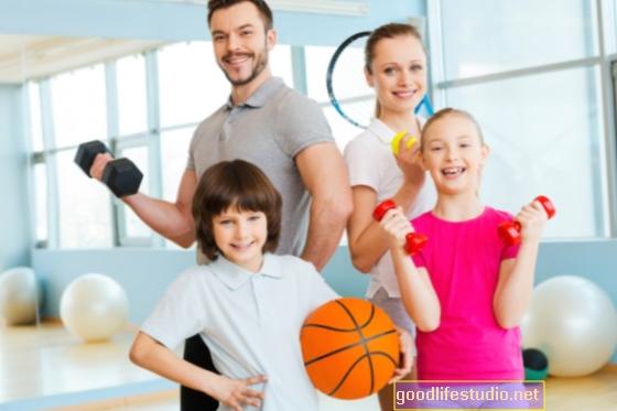 Sporto kalimo grupės, sveiko gyvenimo įpročiai