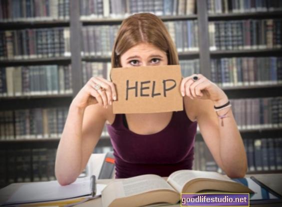 El estrés puede ser la base del riesgo de depresión de las adolescentes