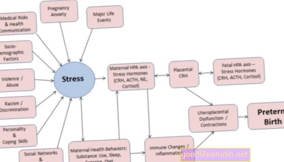 Priekšlaicīgas dzemdības stress nekaitē vecākiem