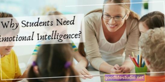 Gli studenti con un'elevata intelligenza emotiva possono fare meglio a scuola