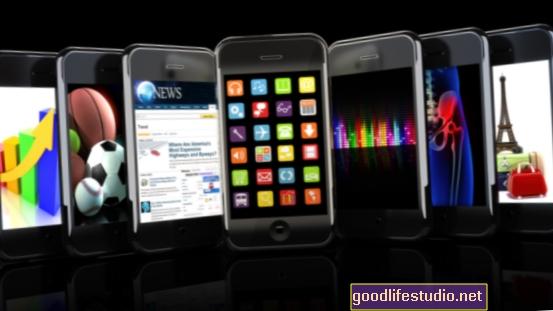 Estudio confirma que las aplicaciones para teléfonos inteligentes pueden aliviar la depresión