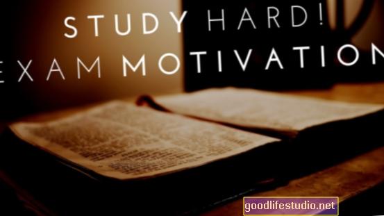 Изследването изследва свободната воля, мотивацията и мозъка