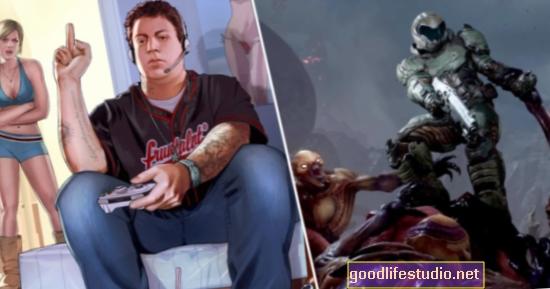 Tyrimas nustato ryšį tarp smurtinių vaizdo žaidimų ir socialinio pasitraukimo