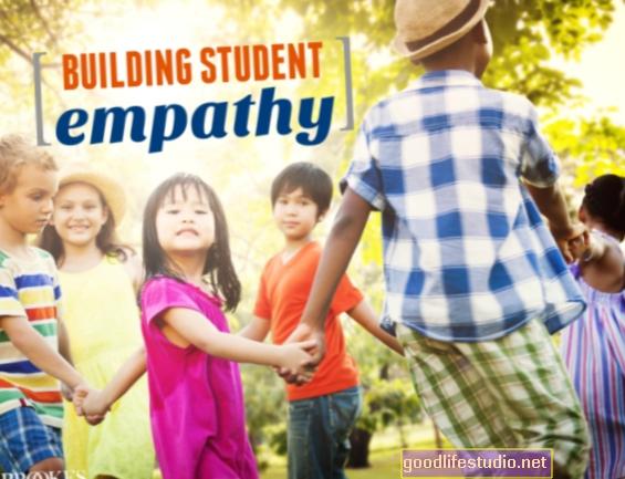 Studie zeigt, dass Empathie für Fremde gelernt werden kann