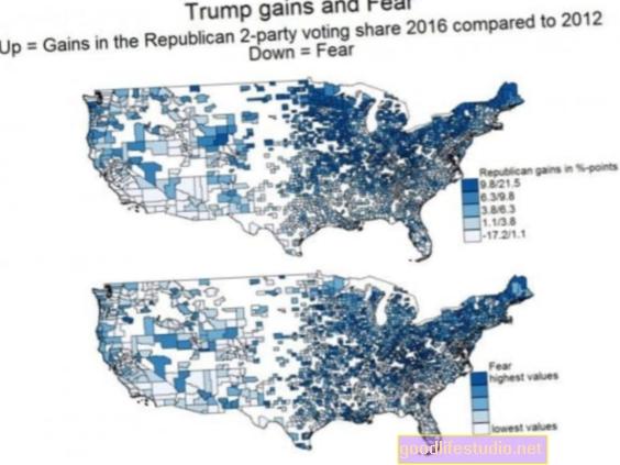 Un estudio muestra que el miedo influyó en los votos de Trump y el Brexit