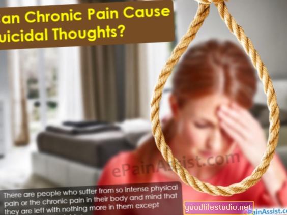 Pensamientos suicidas relacionados con el dolor en personas con enfermedades reumáticas o musculoesqueléticas