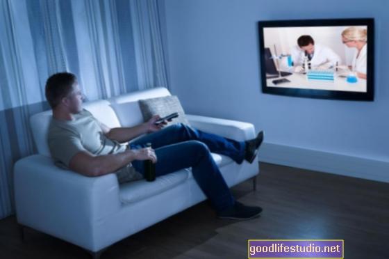 Televīzijas skatīšanās var novirzīt veselības uztveri