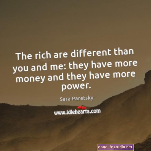 Багаті різні: вони можуть бути менш емпатійними