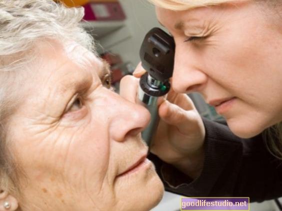 Ředění sítnice může signalizovat Parkinsonovu chorobu