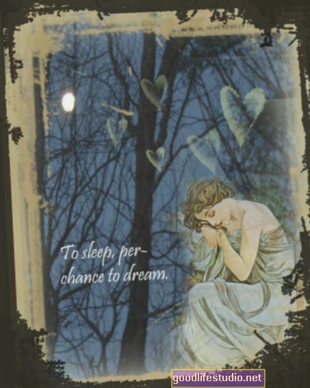 Miegoti, mokėti svajoti, blogai
