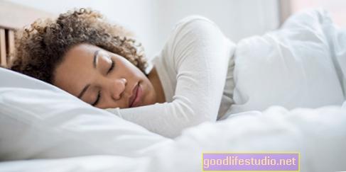 Miego trūkumų, susijusių su genetika, tolerancija