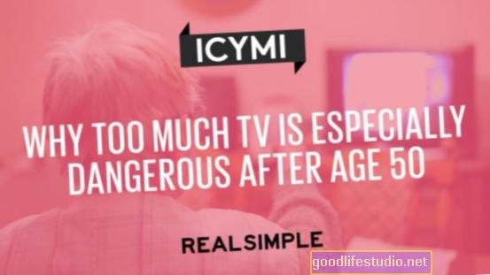 Demasiada televisión a los 2 años puede preparar el escenario para problemas sociales a los 13
