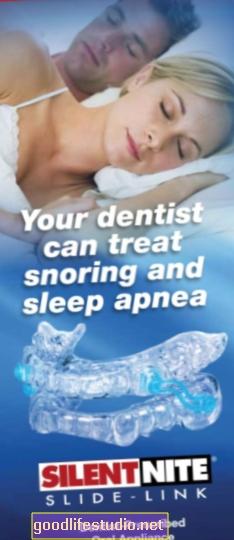 Miego apnėjos gydymas gali palengvinti depresijos simptomus