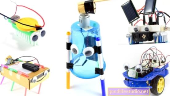 Einstellen der Heimrobotik auf die Frequenz von Kindern