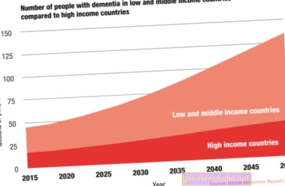 La población con Alzheimer de EE. UU. Podría más del doble para 2060