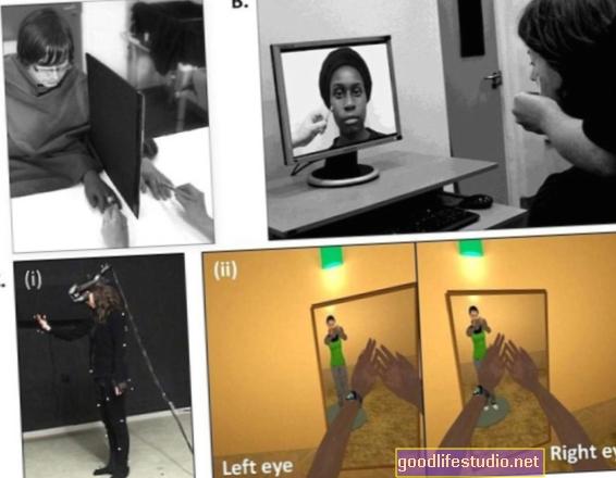 Intercambio de cuerpos de realidad virtual, una herramienta eficaz para hablar sobre problemas