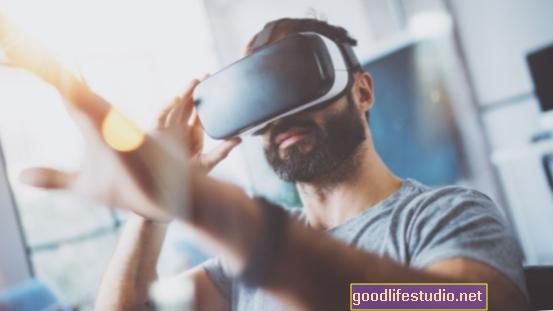 La realidad virtual puede ayudar a la cognición de las personas con baja autoestima