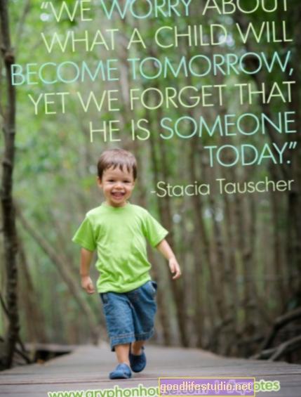 Što djeca danas zaborave Sjećaju se sutra