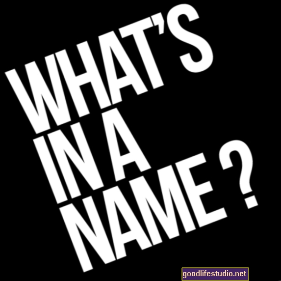 ¿Lo que hay en un nombre? Puede determinar si puede recibir terapia