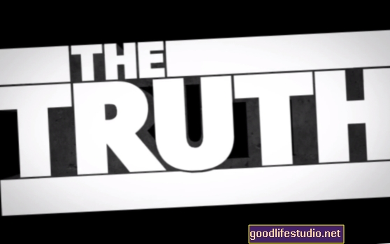 Kada tiesa yra melas?