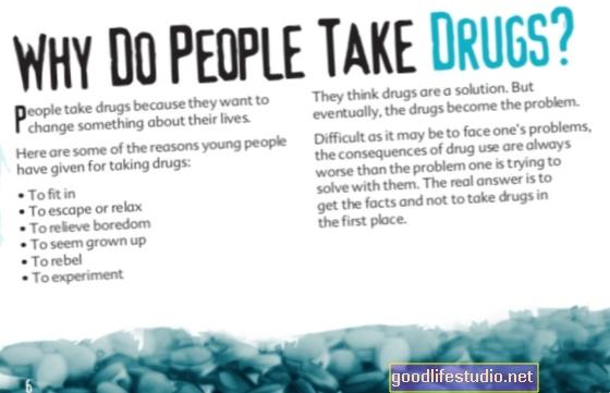 Quando non assumere droghe è un problema