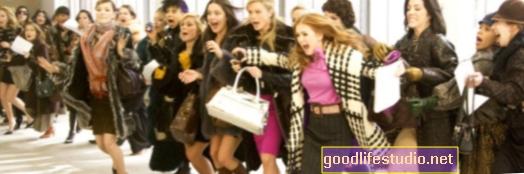 Warum geben Shopaholics weiterhin zu viel aus?