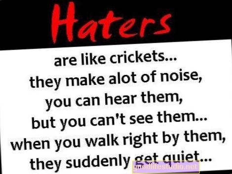 Proč mohou nenávistníci být lepší ve své práci
