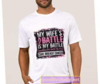 La batalla contra el cáncer de mama de la esposa puede dañar la salud masculina